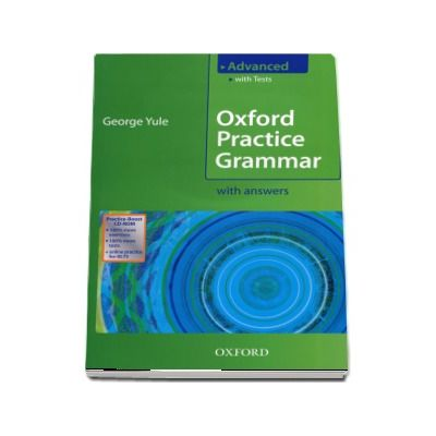 Oxford Practice Grammar Advanced with Key and CD-ROM Pack (With answers)