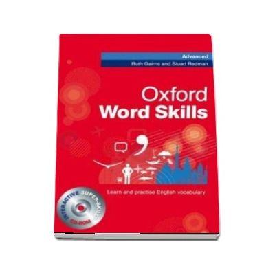 Oxford Word Skills Advanced Students Pack - Interactive super-skills CD-ROM