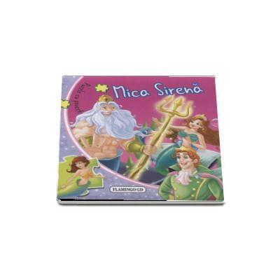 Mica Sirena - Puzzle cu povesti