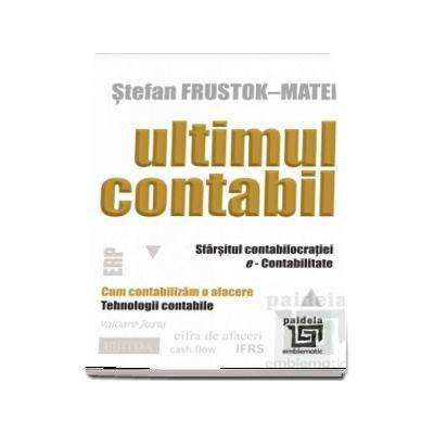 Ultimul Contabil de Stefan Frustok-Matei