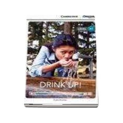 Drink Up! Beginning Book with Online Access (Karen Holmes)