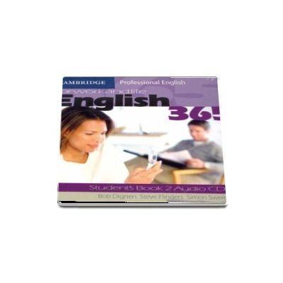 English365. Audio CD Set (Level 2)
