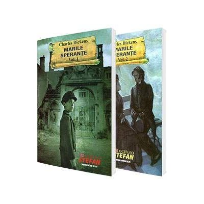 Marile sperante, doua volume de Charles Dickens