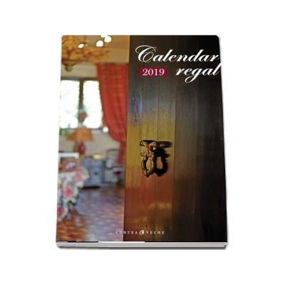 Calendar regal 2019 (Principe al Romaniei Radu)