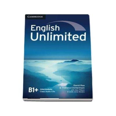 English Unlimited Intermediate Class Audio