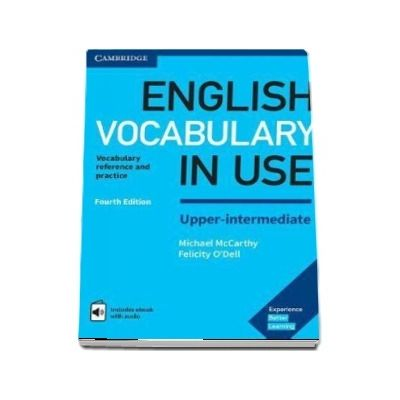 English vocabulary in use upper-intermediate. Book with answers and enhanced eBook