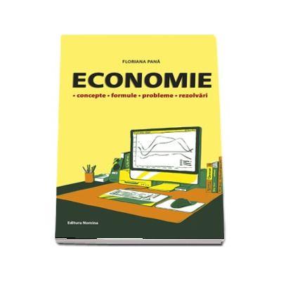 Economie - concepte, formule, probleme, rezolvari