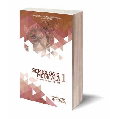 Semiologie medicala, volumul I - Ion Dina