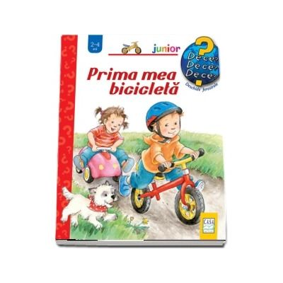 Prima mea bicicleta (Frauke Nahrgang)