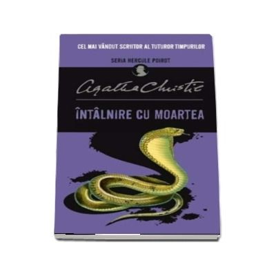 Intalnire cu moartea de Agatha Christie (Seria Hercule Poirot)