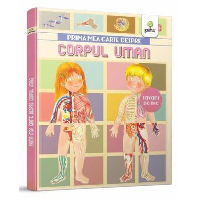 Prima mea carte despre corpul uman