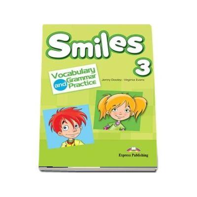 Curs de limba engleza - Smiles 3 Vocabulary and Grammar Practice