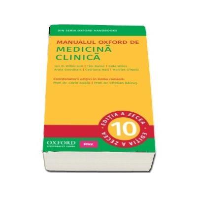 Manual Oxford de medicina clinica - Editia a X-a