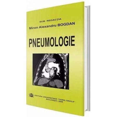 Pneumologie - Contine CD- Alexandru Miron Bogdan