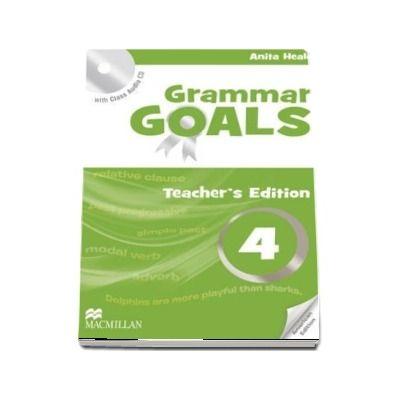 American Grammar Goals Level 4. Teachers Book Pack