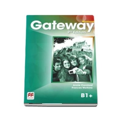 Gateway 2nd edition B1Plus Workbook