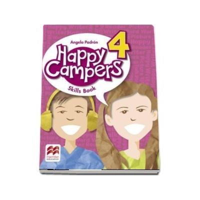 Happy Campers Level 4 Skills Book