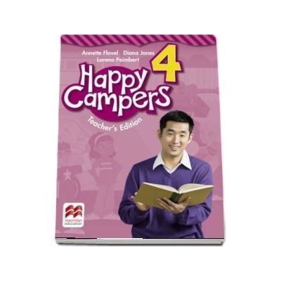 Happy Campers Level 4 Teachers Edition Pack