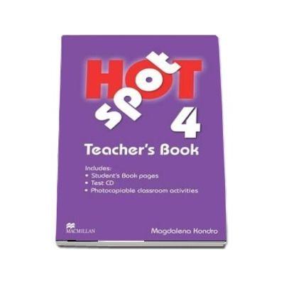 Hot Spot 4. Teachers Pack