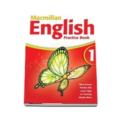 Macmillan English 1. Practice Book and CD Rom Pack New Edition