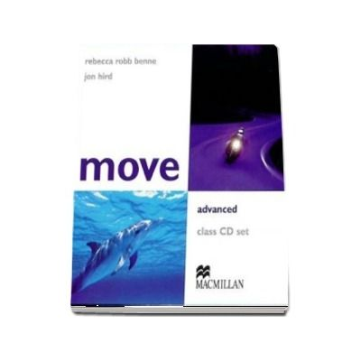 Move Advanced. Class CD