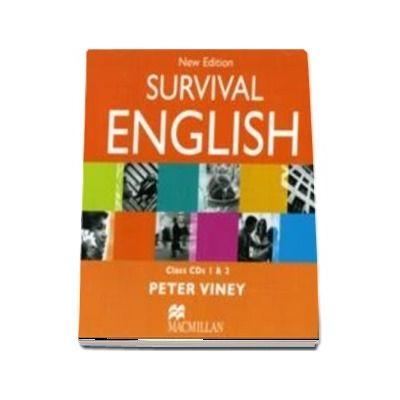 New Edition Survival English Audio CDx2