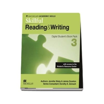 Skillful Level 3 Reading and Writing Digital Students Book Pack