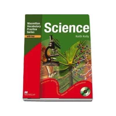 Vocabulary Practice Book. Science with key Pack