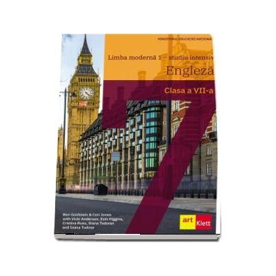 Limba moderna 1. Intensiv Engleza pentru clasa a VII-a (manual aprobat)