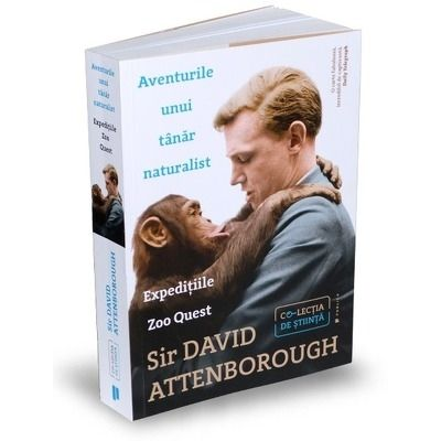 Aventurile unui tanar naturalist de Attenborough Sir David