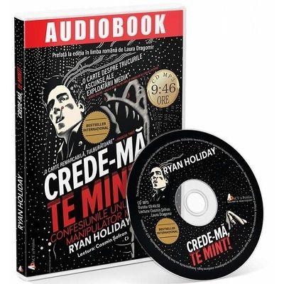 Crede-ma, te mint! Audiobook