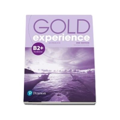 Gold Experience 2nd Edition B2 Workbook