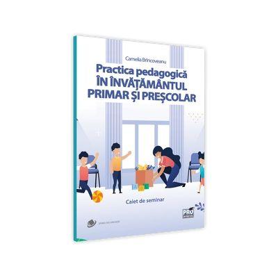 Camelia Brincoveanu, Practica pedagogica in invatamantul primar si prescolar. Caiet de seminar