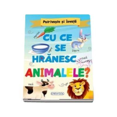 Cu ce se hranesc animalele?
