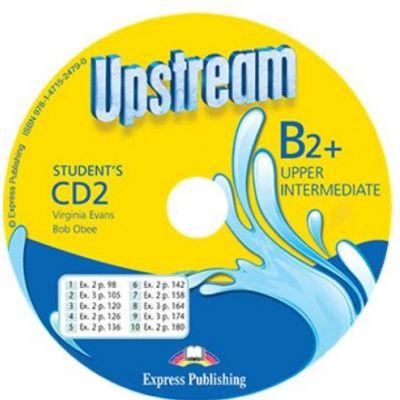 Curs limba engleza Upstream Upper Intermediate B2+ Audio CD 2, Jenny Dooley, Express Publishing